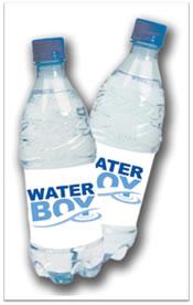 water boy bottled water